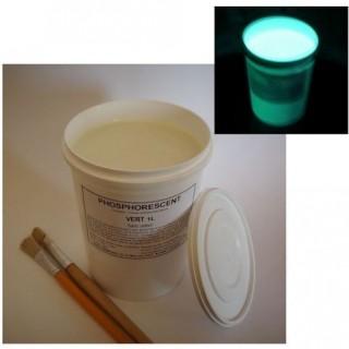 Tinta fosforescente à base de água MOONGLO Grande Formato